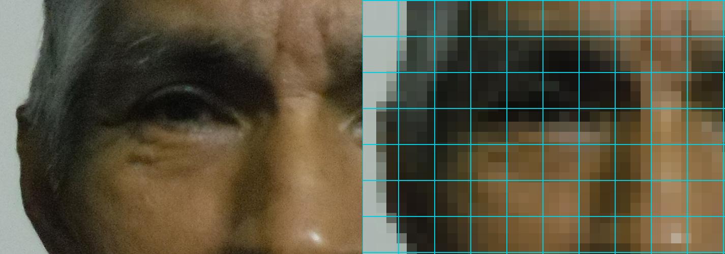 pixel-process